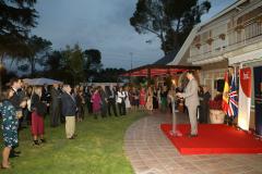 Autumn reception 1 - Embajada Britanica Madrid