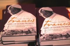Francis, Pope of Good Promise – with Jimmy Burns in conversation with John Carlin @ Canning House 5 Nov 2015