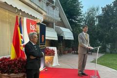 Autumn reception 2 - Embajada Britanica Madrid