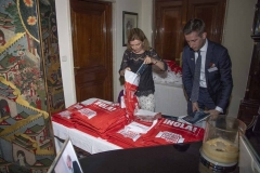 BritishSpanish Society Reception at the British Ambassadors residence in Madrid