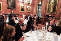 Exclusive BritishSpanish Society Private Dinner at London's Historic Garrick Club