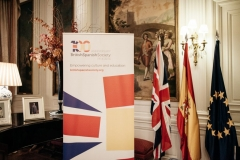 The BritishSpanish Society Centenary Scholarship Awards Ceremony