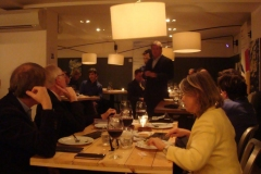 The BritishSpanish Society's Tertulia: Tapas, wine, Brexit & Trump