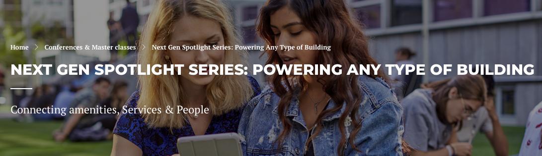 NextGen On The Spot Series: Powering Any Type of Building