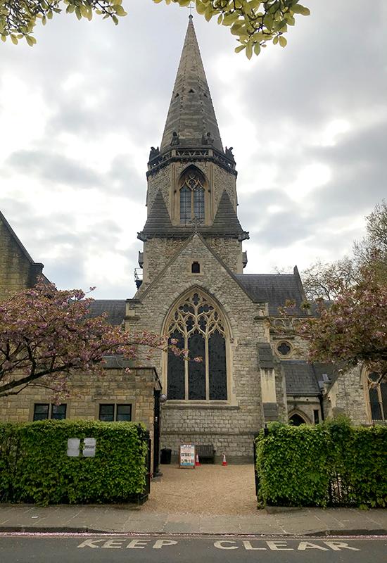St. Marys Church, The Boltons