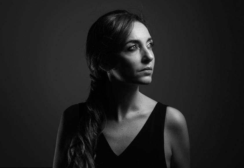 Paula Palacios. Photo: Gaspar