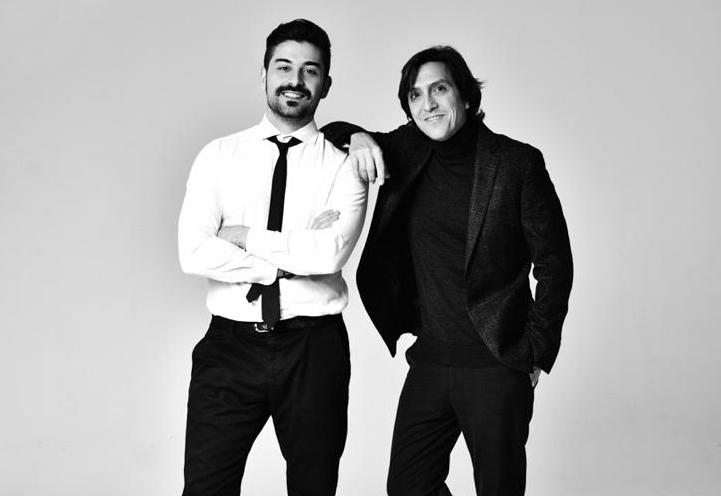 Charlie Arnaiz and Alberto Ortega. Photo: Dadá Films & Entertainment