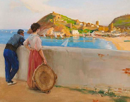 SOLD OUT – A private hosted viewing of 'Spanish Modern Landscapes (1880 – 1950)' at Colanghi Gallery and drinks at St James's newest private salon