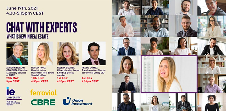 June 17th: Real Estate Development: Chat With Experts Series