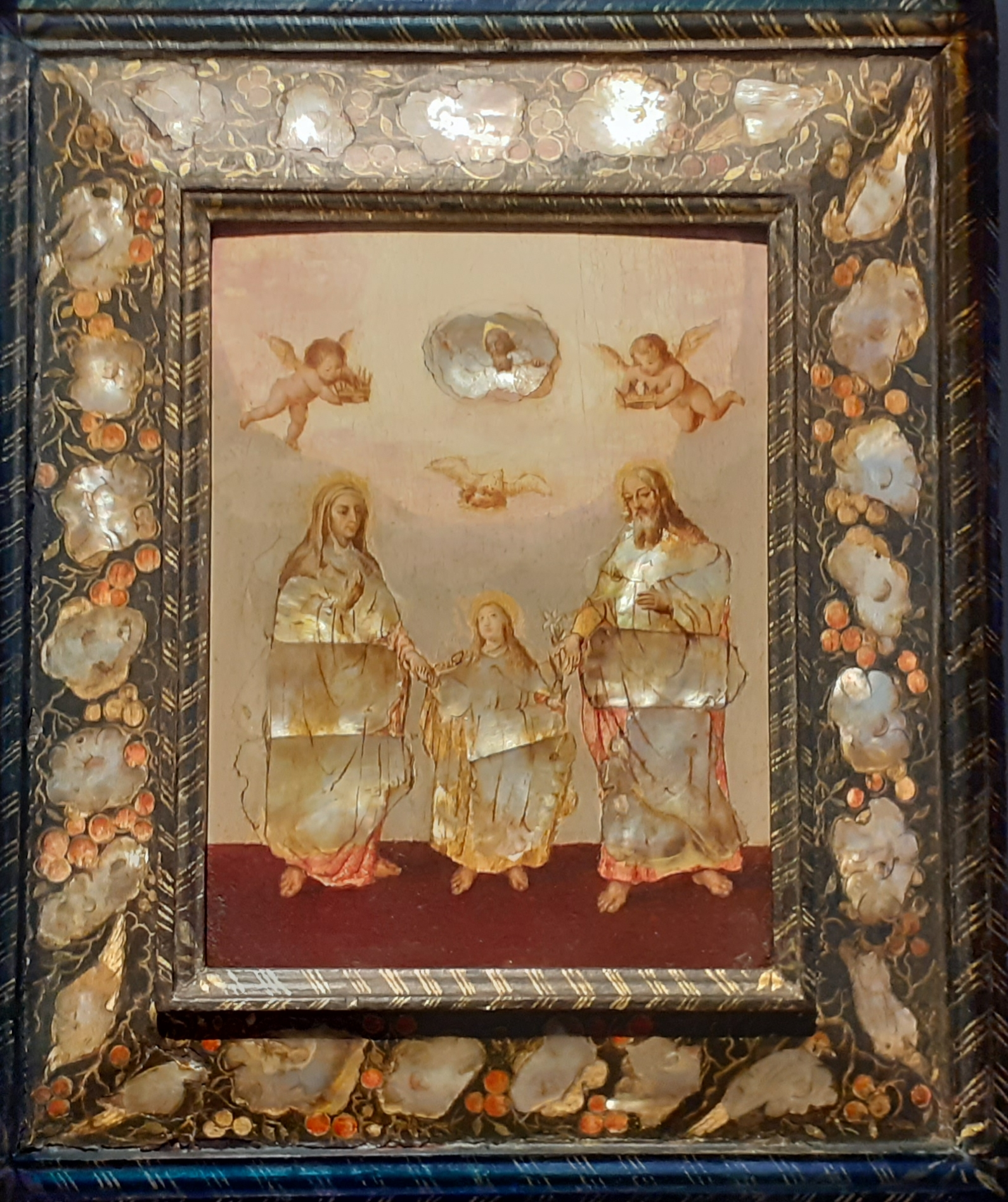 A private hosted viewing of Viceregal Latin American Treasures at Colanghi Gallery and drinks at Maison Francois, St James