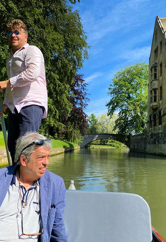 Cambridge, Punting