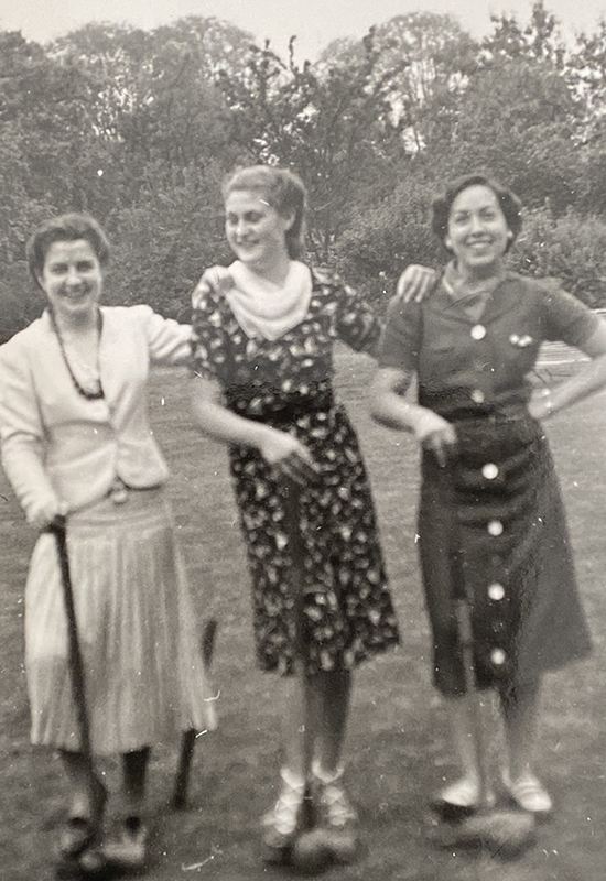 Mabel Marañon in 1938