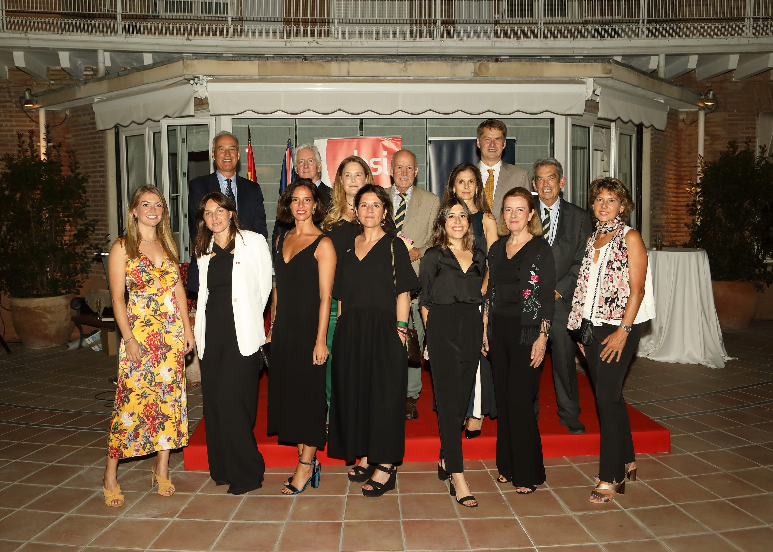 Autumn Reception at the British Embassy in Madrid