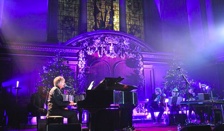 """The BritishSpanish Society """"Punto de Encuentro"""" Concert at St James' Church Piccadilly"""